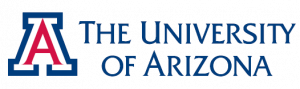 U OF A logo arizona