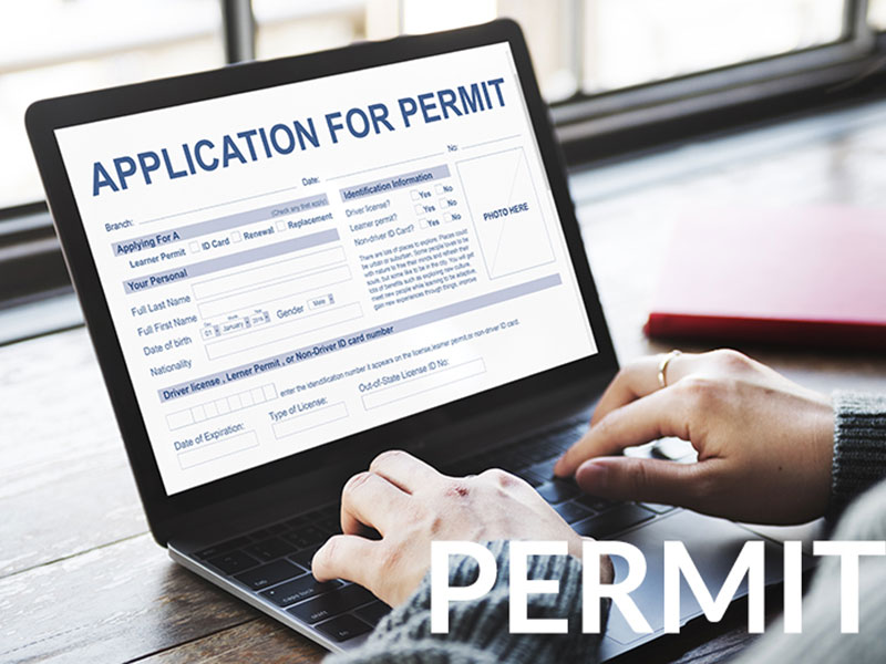 Permitting and Filing